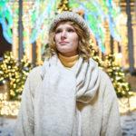 44167 Певица Монеточка впервые снялась в «Новогодней ночи на Первом канале»
