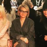 44622 Неделя высокой моды в Париже: Яна Рудковская и другие на показе Yanina Couture