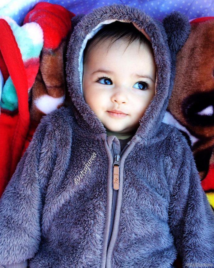 44753 Родители опубликовали снимок малышки, спустя пару дней она стала звездой!