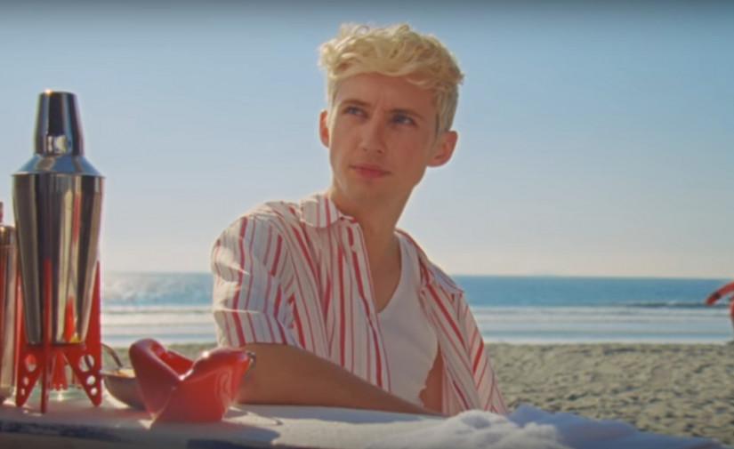 44449 Troye Sivan — Lucky Strike, новый клип