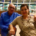 44900 79-летний Эммануил Виторган первый раз показал личико годовалой дочки