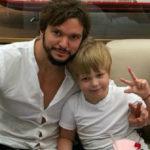 Антон Гусев назвал сына жиробасом