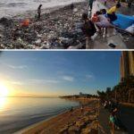 45410 Новый челлендж захлестнул Интернет: люди убирают мусор на природе и делятся фото «До» и «После»