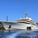 45528 Яхта, парус и мы с тобою богачи: на чем российские олигархи бороздят моря