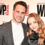 45902 Аманда Сейфрид и Томас Садоски посетили благотворительный гала-вечер в Нью-Йорке