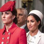 45852 Бывший дворецкий принцессы Дианы прокомментировал слухи о вражде Кейт Миддлтон и Меган Маркл