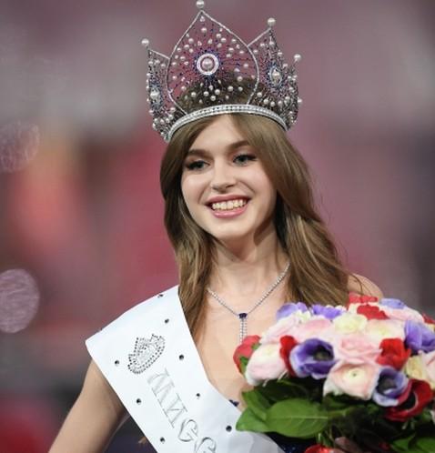 45882 Студентка из Ростовской области Алина Санько стала «Мисс Россия – 2019»