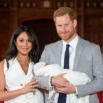 46437 Няня сына Меган Маркл и принца Гарри уволилась после двух недель работы