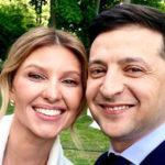 46328 Первая леди Украины Елена Зеленская завела Instagram и опубликовала первые фото с инаугурации