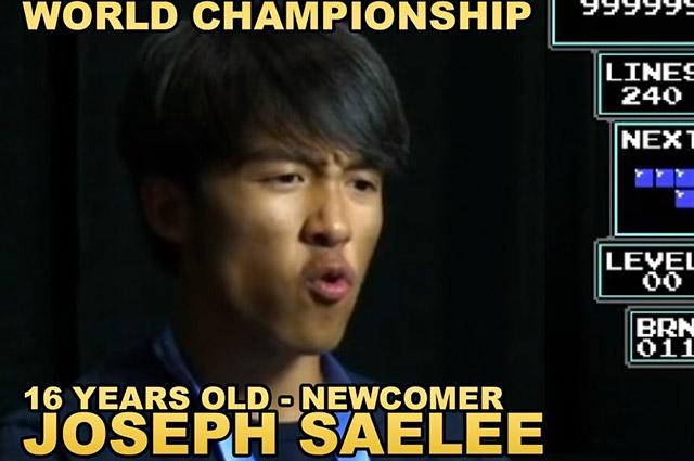 46258 Знакомимся с чемпионом мира по тетрису — 16-летним Джозефом Саили