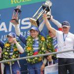 Экипаж SMP Racing занял третье место на гонке «24 часа Ле-Мана»