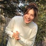 46575 Елена Подкаминская впервые показала лицо младшей дочери