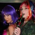 Фастфуд и шампанское на борту частного самолета: звезда «Игры престолов» Софи Тернер устроила девичник