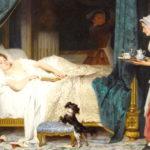 46713 Почему раньше супруги спали в разных комнатах. Смешное рассуждение