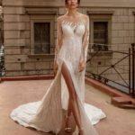 Сказочные свадебные платья, которые восхищают