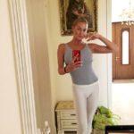 47160 Анастасия Волочкова показала похудевшую фигуру в соцсетях