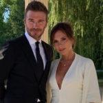 46909 Белое платье и частный тур по Версалю: Виктория и Дэвид Бекхэм отметили годовщину свадьбы