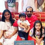 47078 Эмир Дубая, от которого сбежала жена, отпраздновал юбилей с детьми и внуками в Великобритании