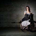 47058 У нее нет рук и ног, но она живет полноценной жизнью. Самостоятельная, уверенная и счастливая!