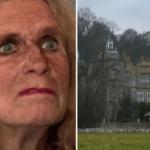 Женщина с 1986 года живет в замке, и ни разу даже пыль не протерла. Во что превратился особняк