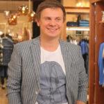 Дмитрий Комаров впервые за долгое время показал жену на людях