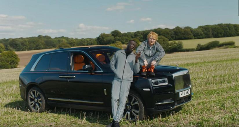 47658 Ed Sheeran — Take Me Back To London, новый клип