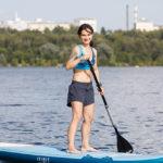 47374 TRENIROVKA: что такое SUP-йога и почему она становится все популярнее