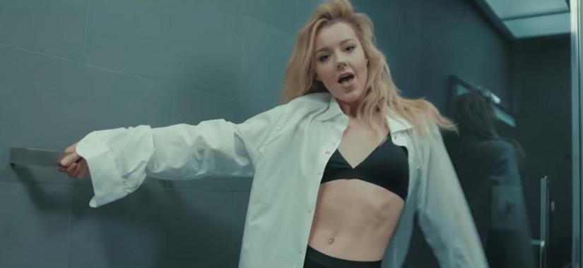 47852 Юлианна Караулова — Танцы на нервах, новый клип