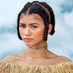 47824 Зендая стала героиней фотосессии в поддержку темнокожих женщин в искусстве
