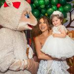 48471 Фокусы и шоу пузырей: как прошел день рождения дочери Галины Ржаксенской