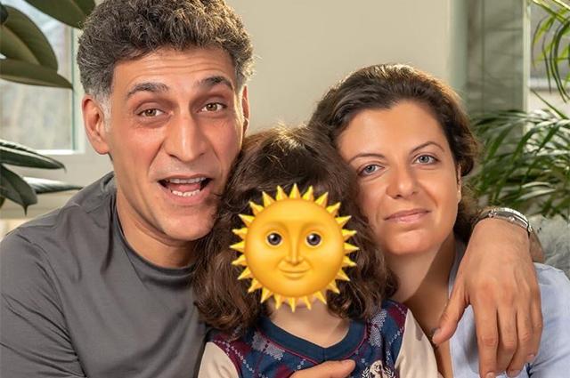 48509 Тигран Кеосаян и Маргарита Симоньян стали родителями в третий раз