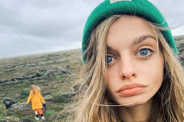 48395 Украинка Мария Оз: как выглядит и чем занимается девушка с самыми большими глазами