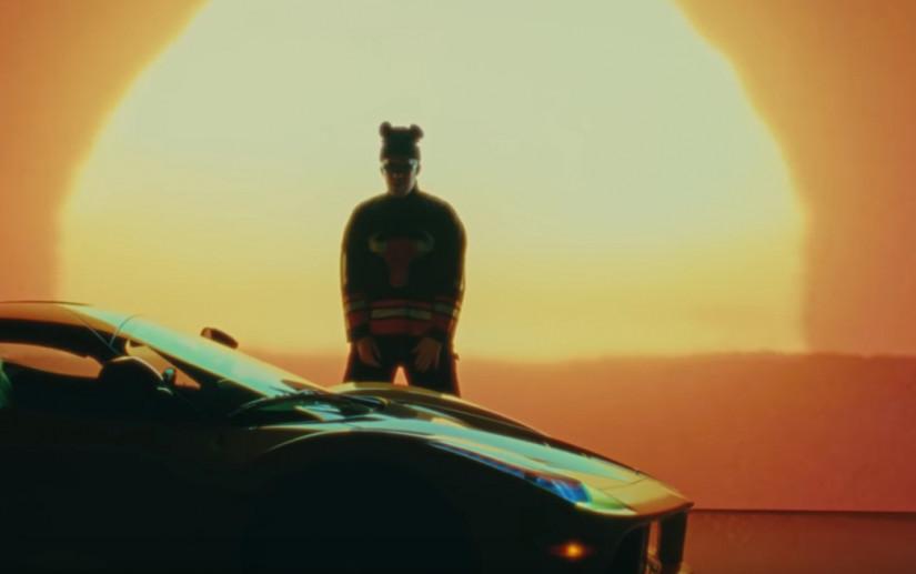 48977 Bad Bunny — VETE, новый клип