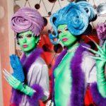 """48701 """"Сплетник"""" в городе: самые эффектные образы гостей бала AfterHalloween"""
