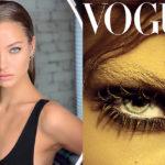 49202 Алеся Кафельникова снялась для обложки китайского Vogue