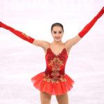 49266 Алина Загитова решила приостановить спортивную карьеру