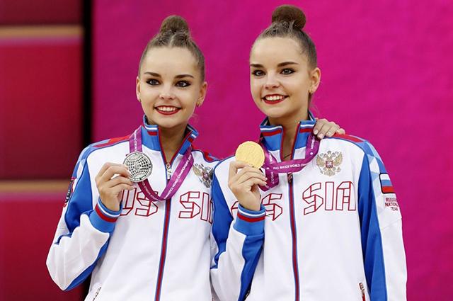 49291 Дина и Арина Аверины: что мы знаем о самых перспективных гимнастках страны
