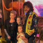 49099 Филипп Киркоров потратил миллион на день рождения дочери в восточном стиле