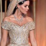 49204 Невеста из Ливана целый год шила себе платье. Получилось потрясающе!