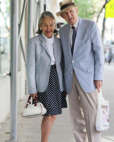 49459 Пожилые пары, которые восхищают своим стилем и отличным вкусом