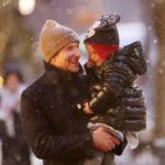 49369 Топ-5 милых фотографий Брэдли Купера с дочкой