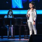50292 Братья-близнецы, девочка, мечтающая походить на Джинни Уизли: новые герои шоу «Голос.Дети»