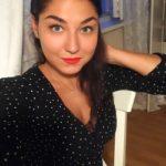 50248 Дочь Мадонны Лурдес Леон в леопардовом пальто на вечеринке в Лондоне