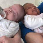 50354 Эти близнецы родились с разницей в три месяца и стали настоящим прорывом в научном мире