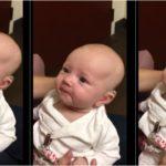 50129 Малыш с дефектом слуха впервые услышал мамин голос