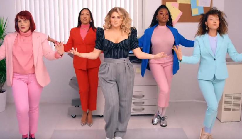 50036 Meghan Trainor ft. Nicki Minaj — Nice to Meet Ya, новый клип