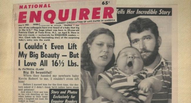 50188 В 1983 году родился малыш весом 7,2 кг. Как он живет 36 лет спустя?