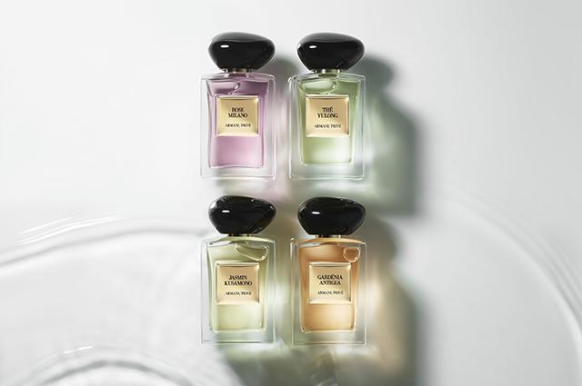 49990 Wanted: четыре цветочных и цитрусовых аромата из коллекции Armani Prive