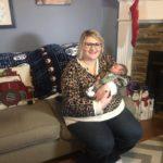 50332 Женщина узнала, что беременна за 9 дней до рождения малыша