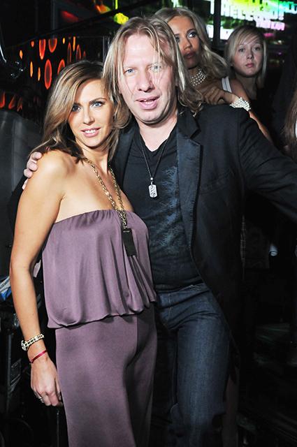 Виктор Дробыш с супругой Татьяной